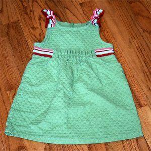 GYMBOREE BURST OF SPRING Jumper Dress sz 2T